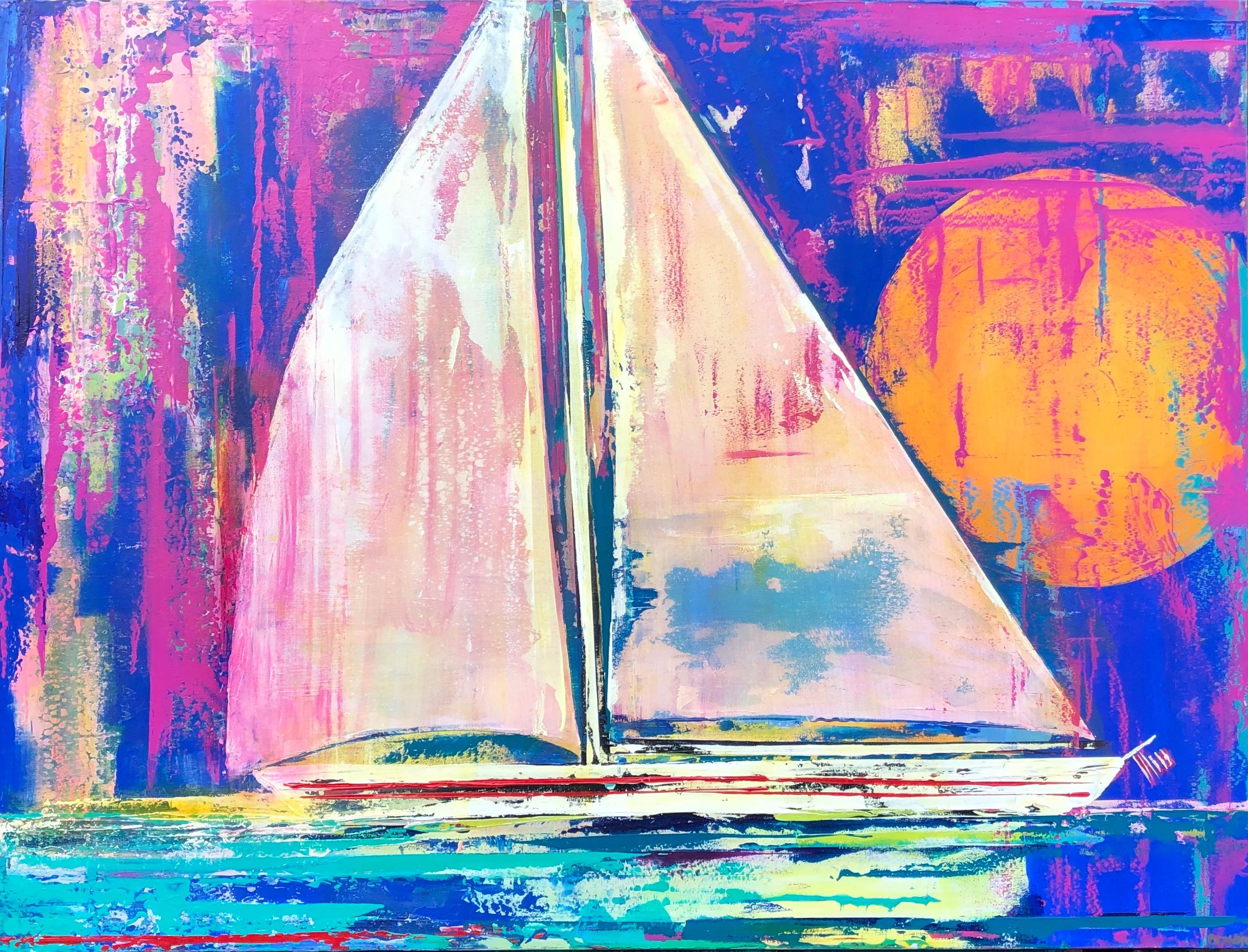 Setting sail el5uyw