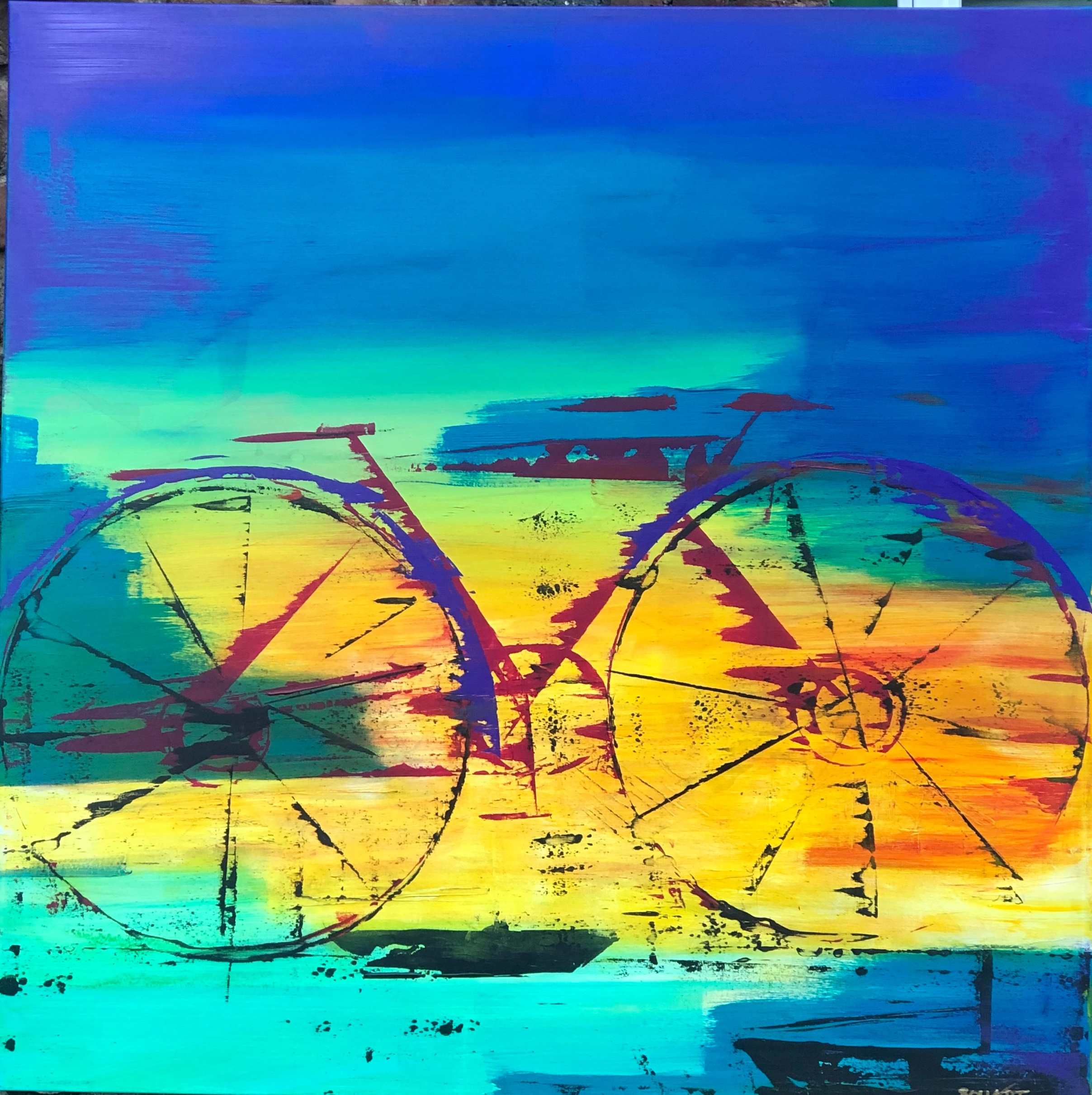 Cycling ij5kra