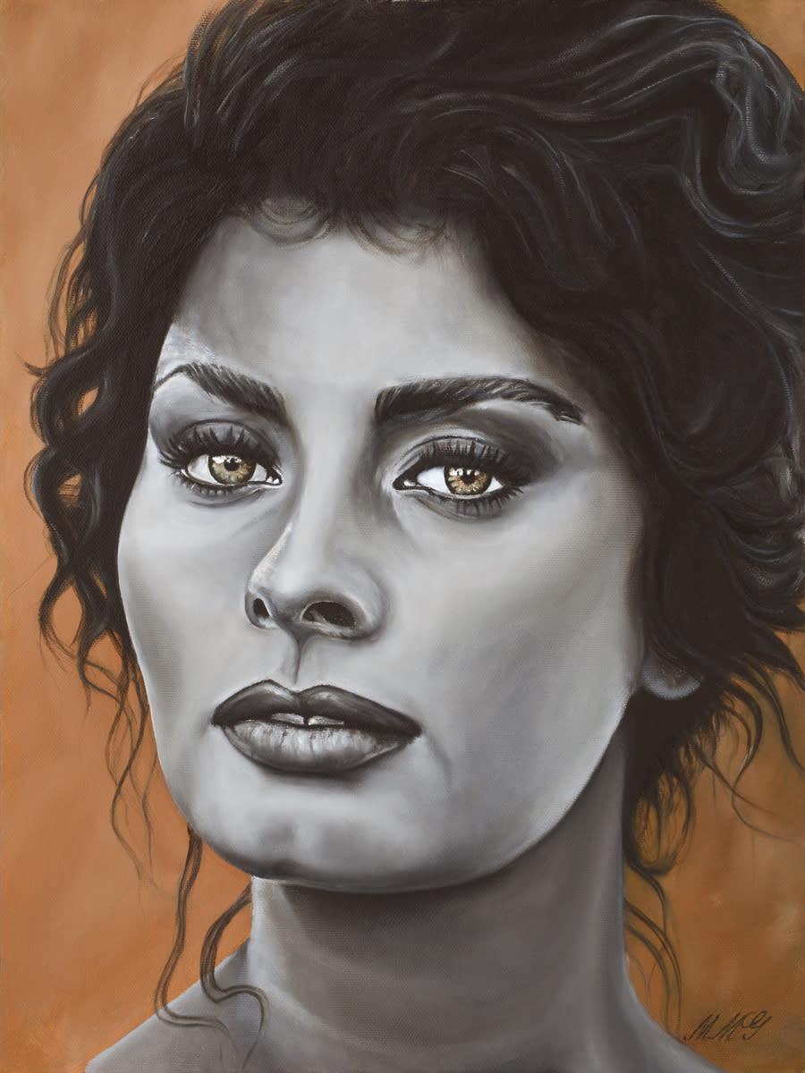Monica marquez gatica sofia  12x16  oil on canvas  750 ubuwig