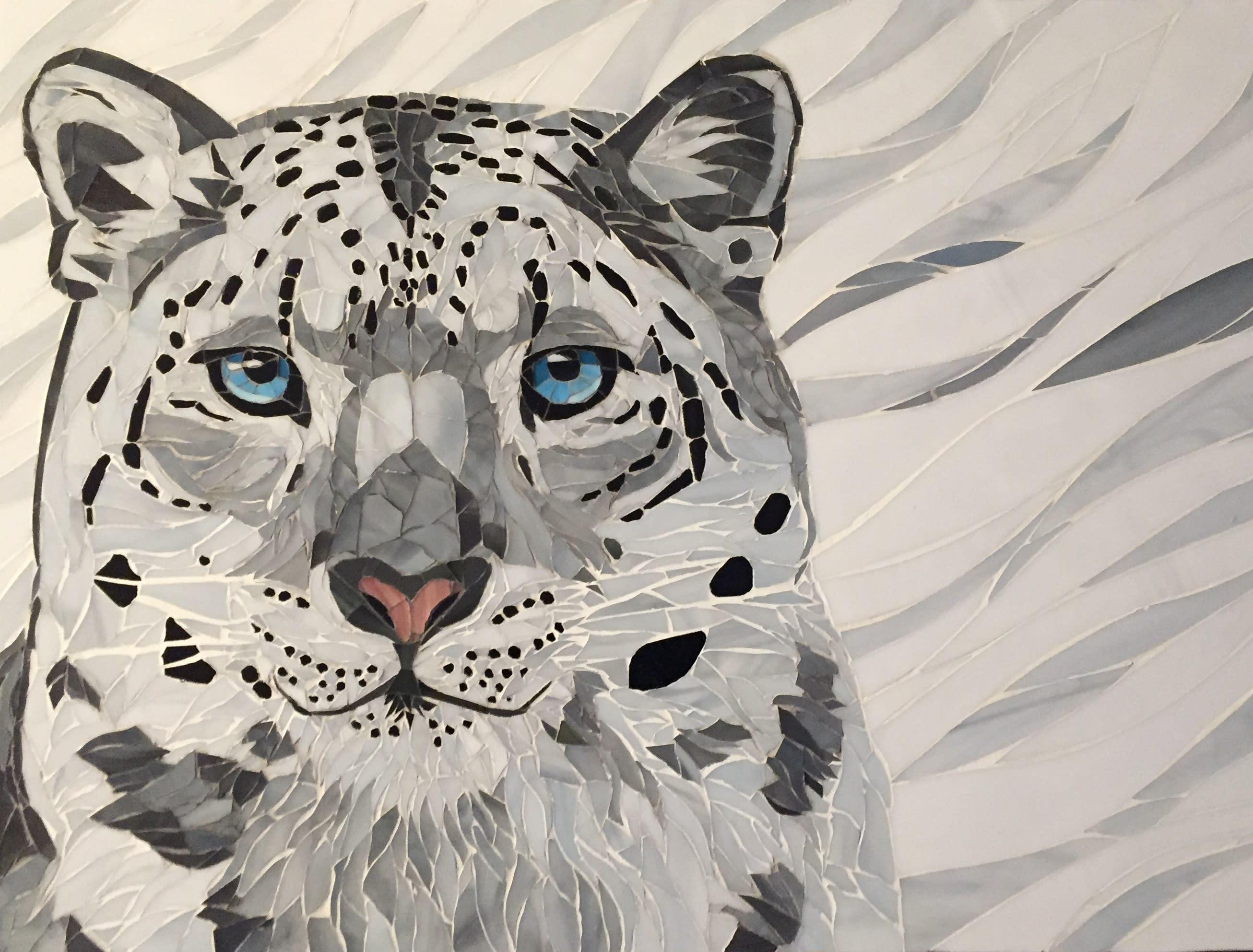 Snow leopard vjggkq