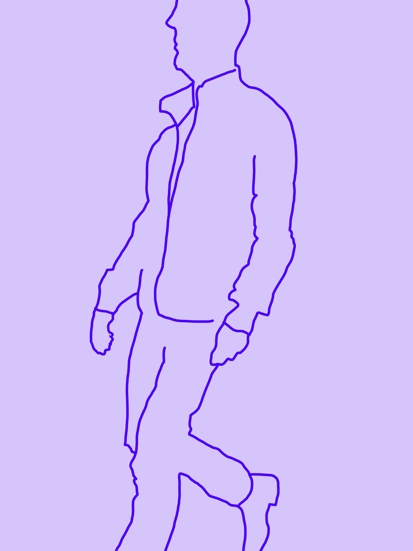 Purple man kejex5