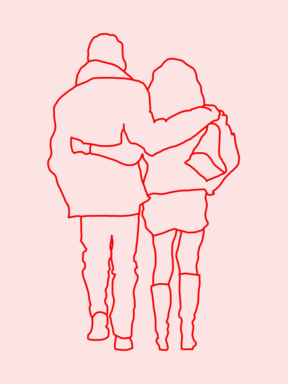 Red couple eckmwd