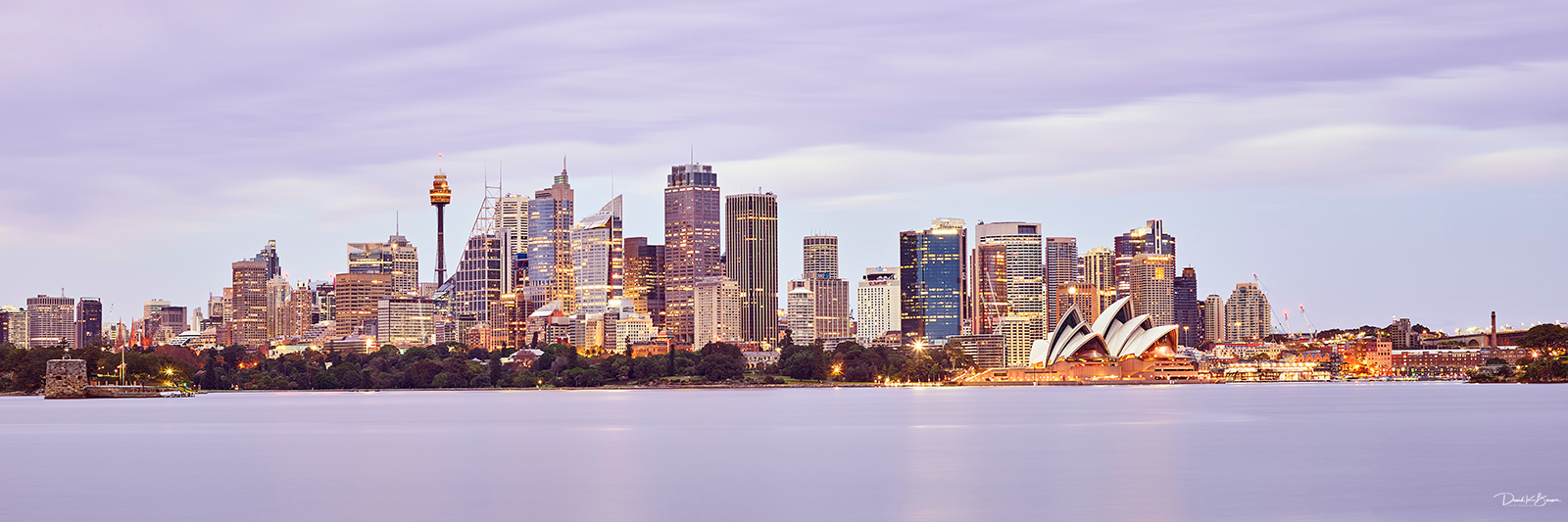 Sydney sunrise hacjo0