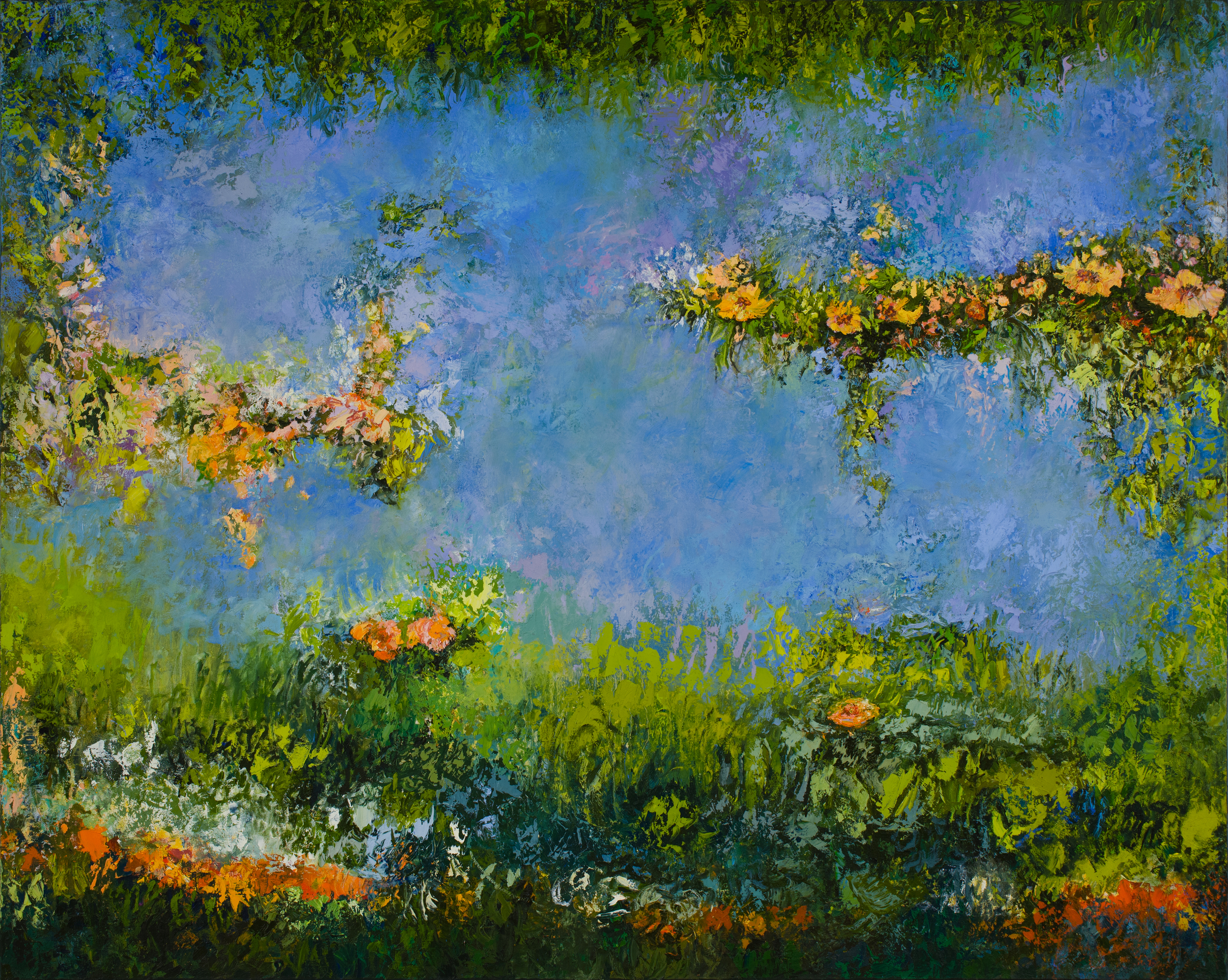 Floral wall art by tracy lynn pristas dream currency online art gallery fvgfzh