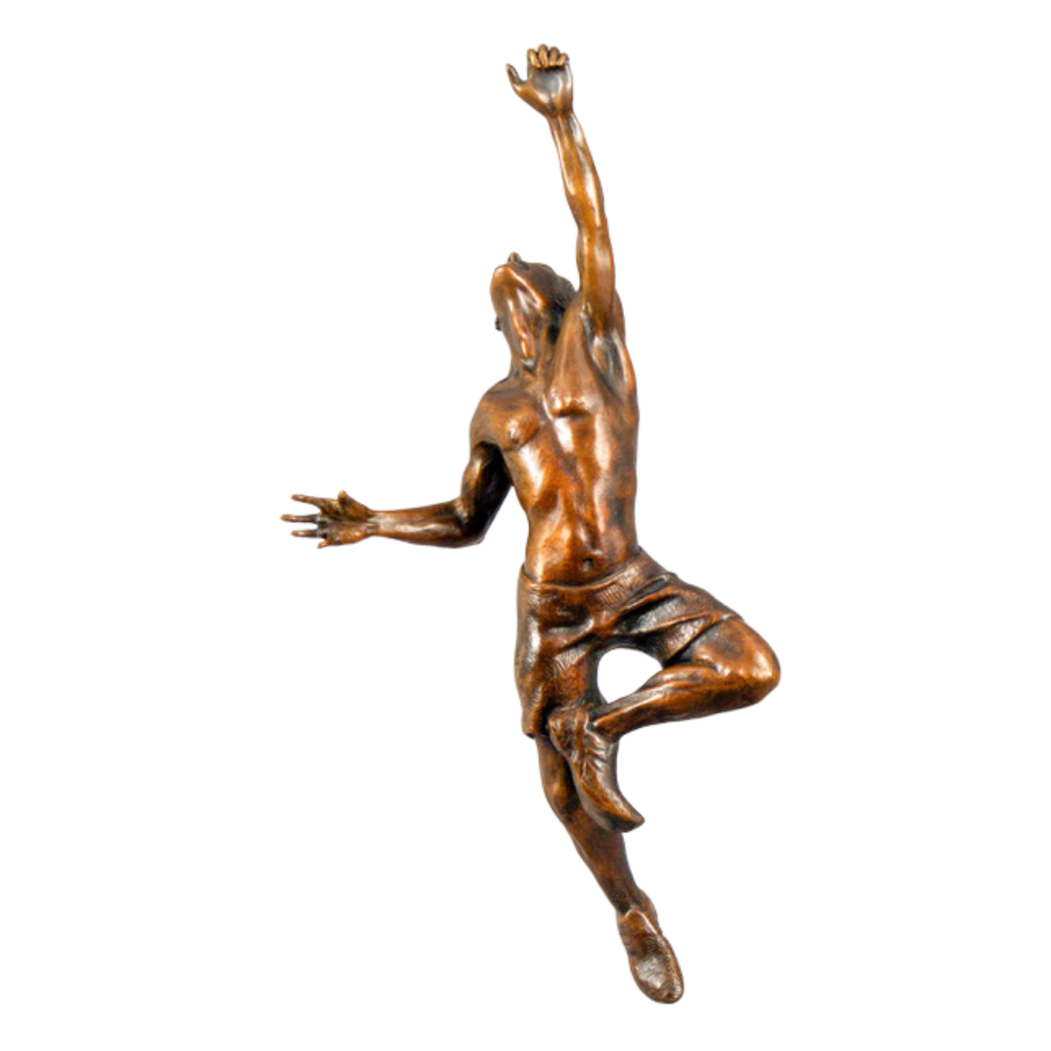 Lance glasser   the ascent transparent background   evo art maui front street lahaina sculpture climber male man hawaii dp7rx1