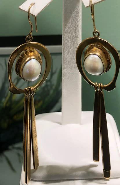 Indah bella earrings znrwvs