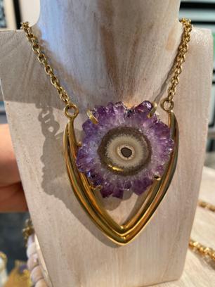 Tyche necklace 795 gt8j2z