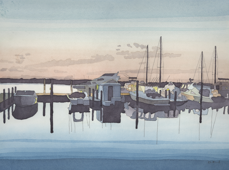 Leland township harbor un23c6