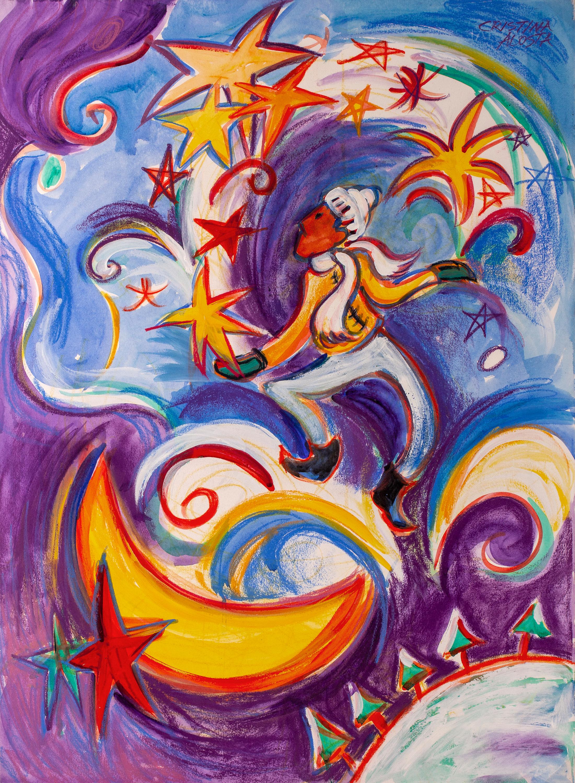 Star juggler cristina acosta o0a7kp
