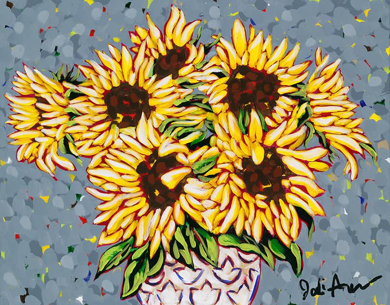 Jodi augustine wild sunflowers asf fkynqm