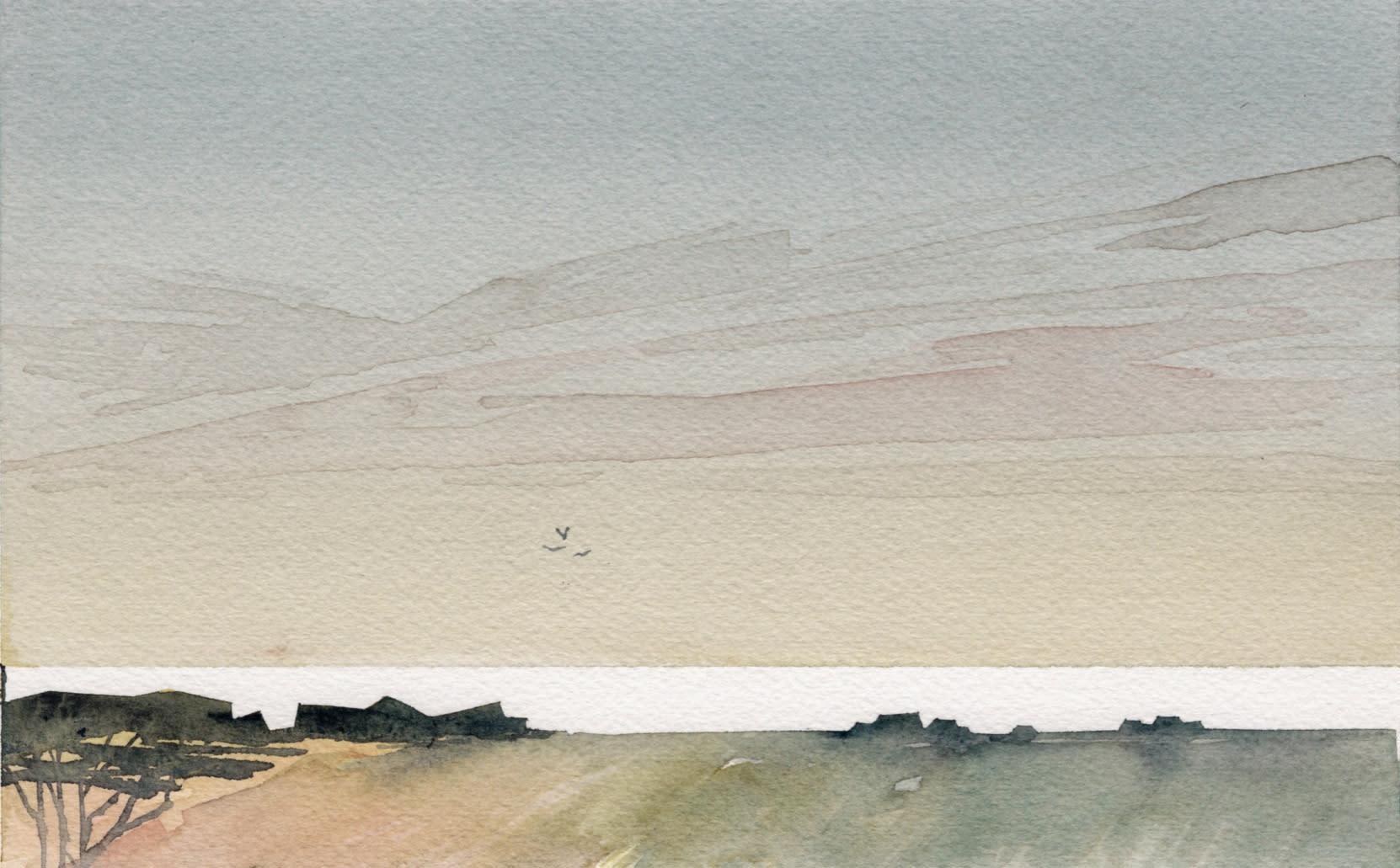 Rocky beach wquoga