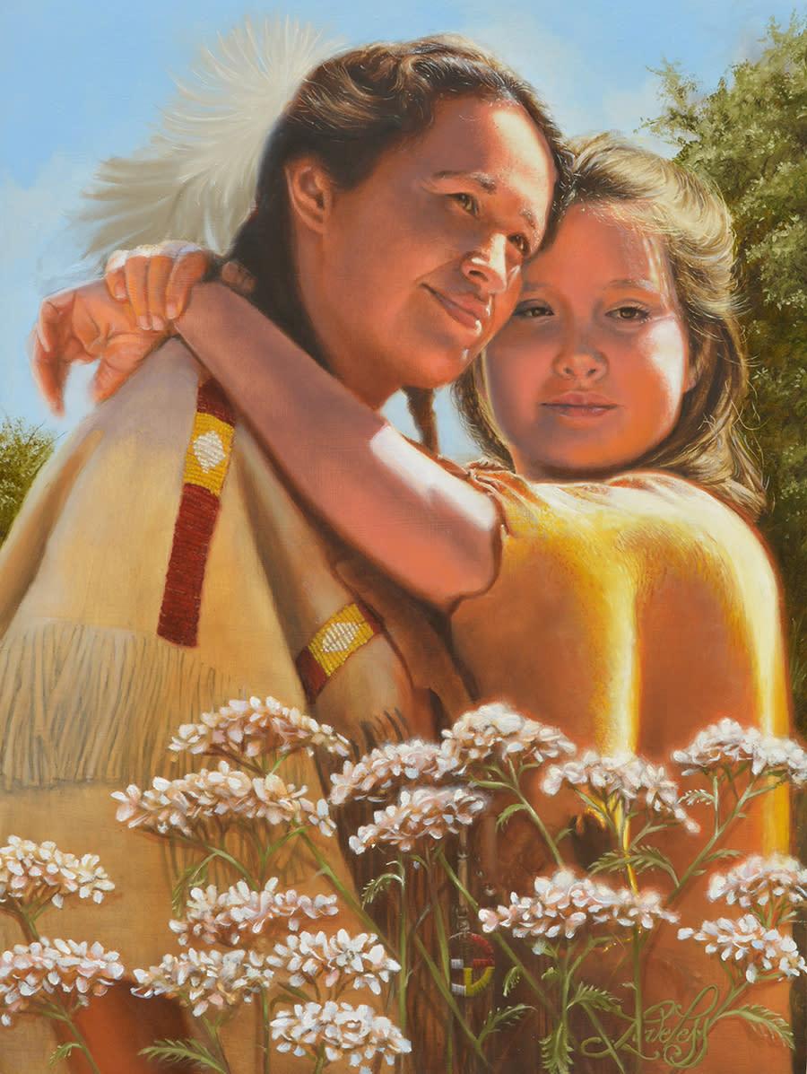 Lakota daughter goin6s