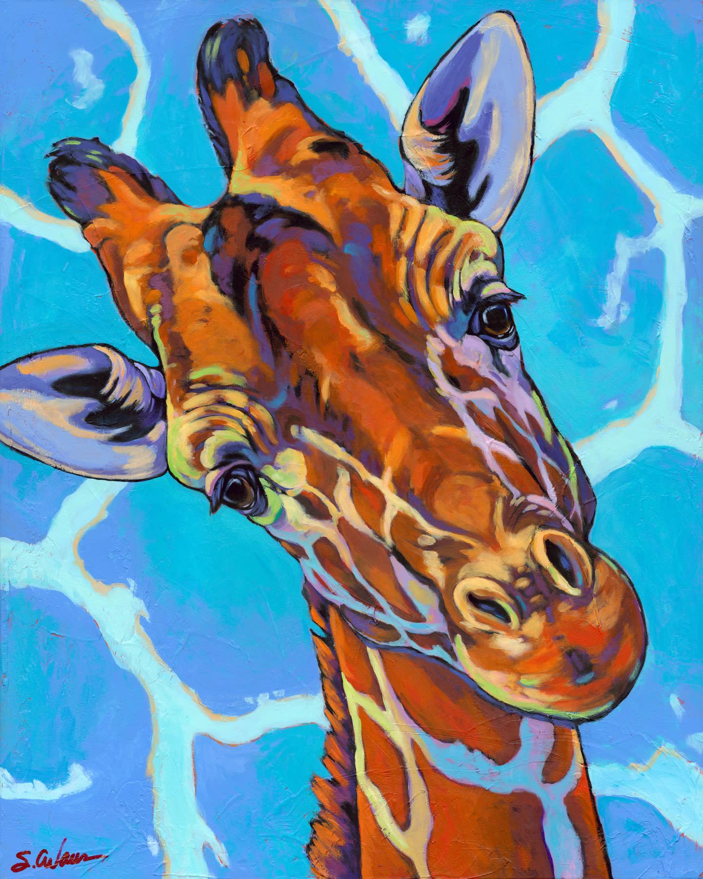 Giraffe world sm aesz8h