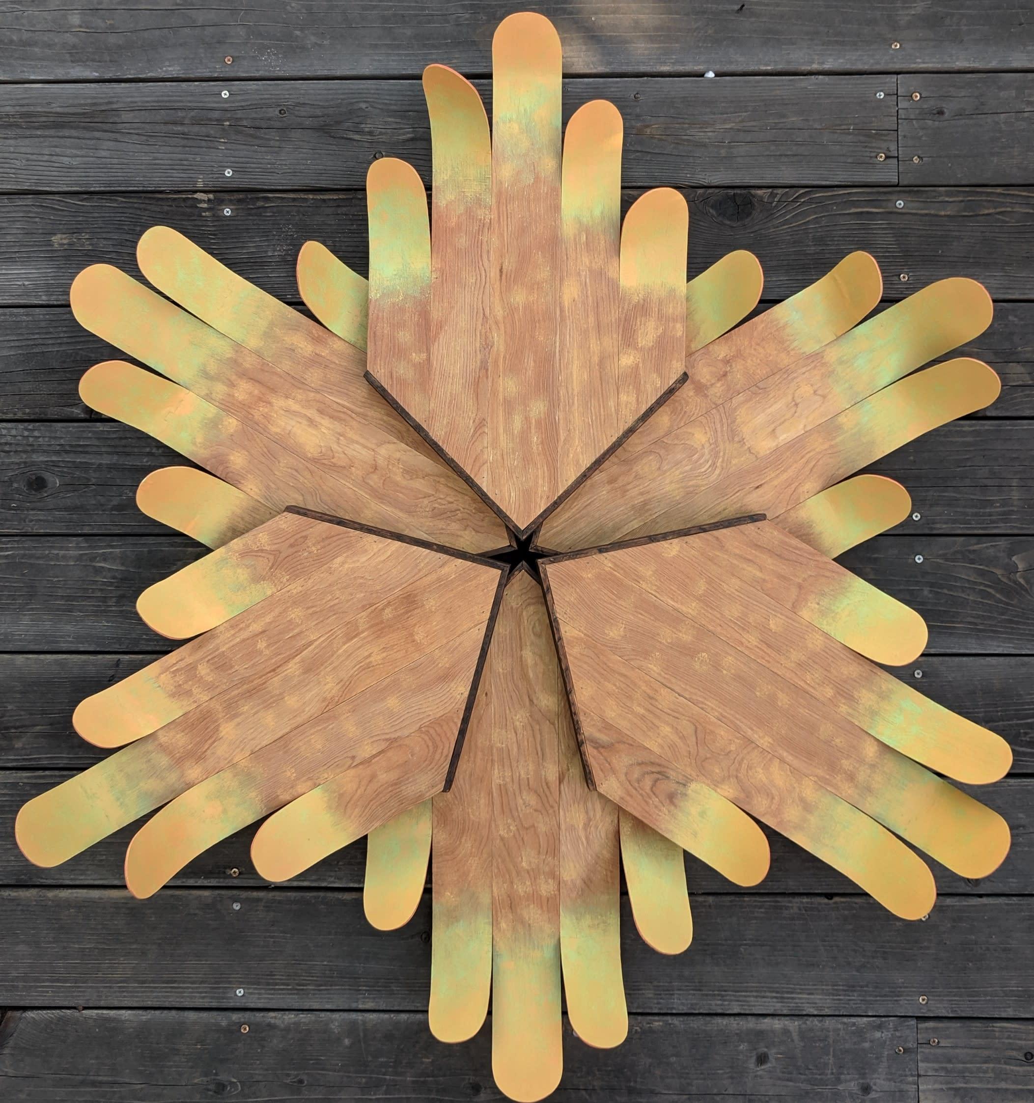 Hexagon hands ec8nk0