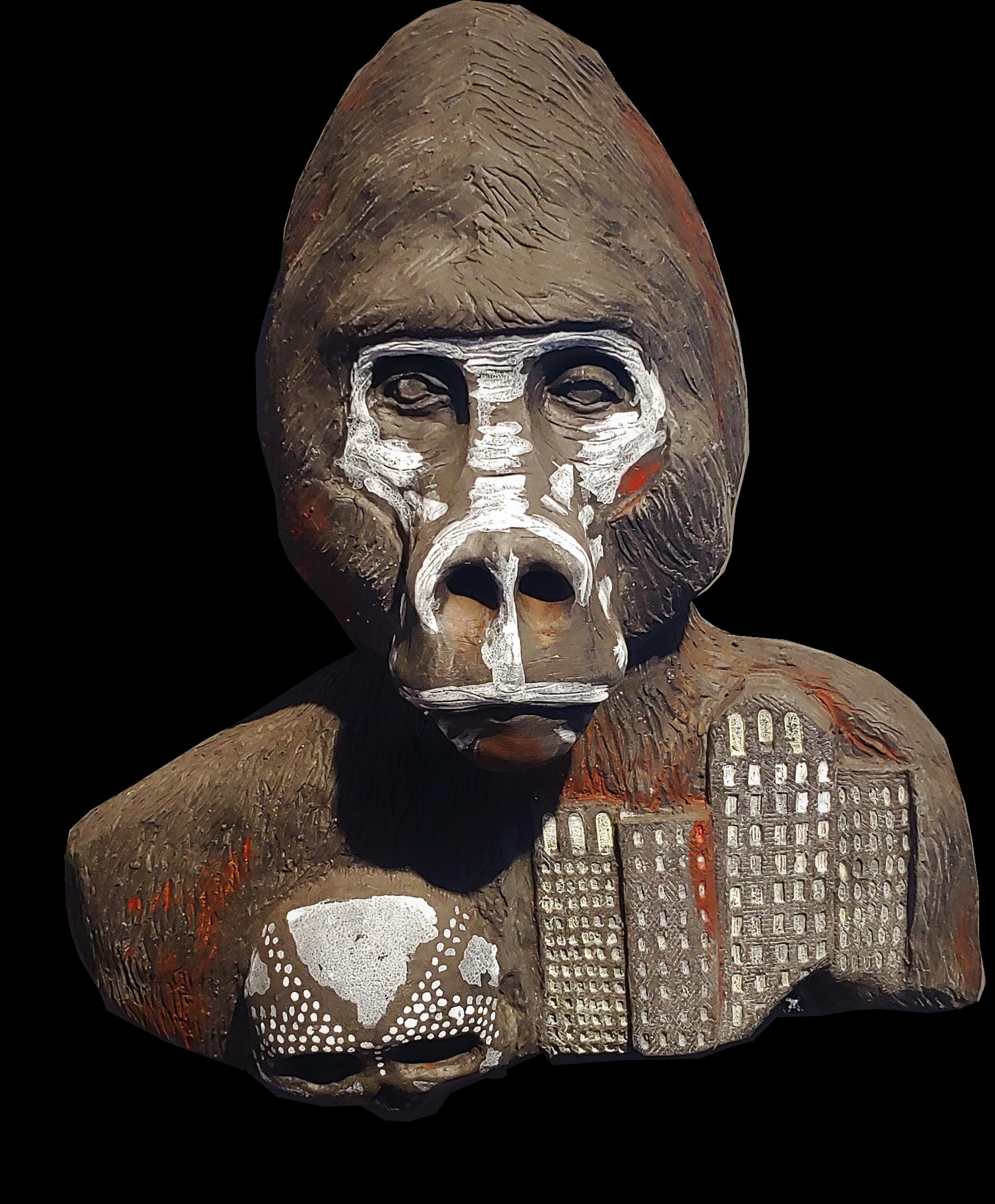 Hannah gorilla for web nw4rfb