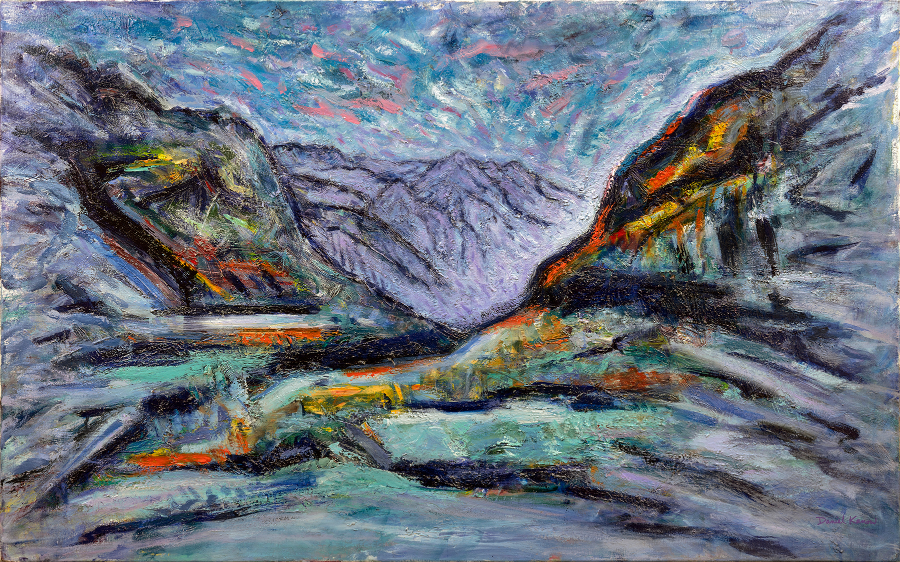 Telluride valley yzabjs