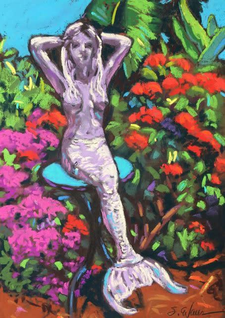 Garden mermaid v1l8nz