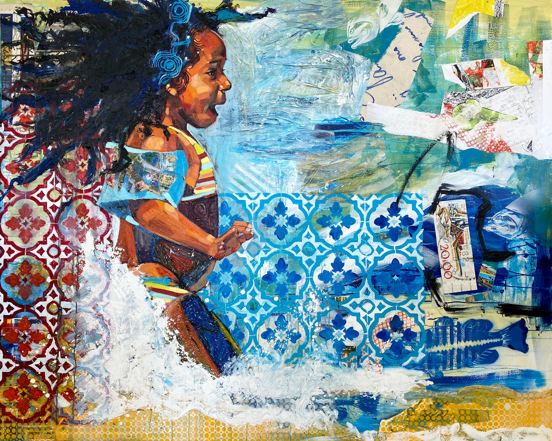 Caribbean sea girl xgsoyz