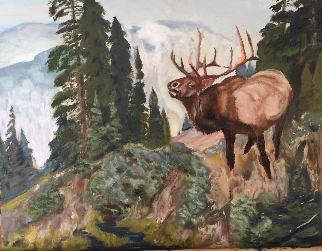 Elk call uppymh
