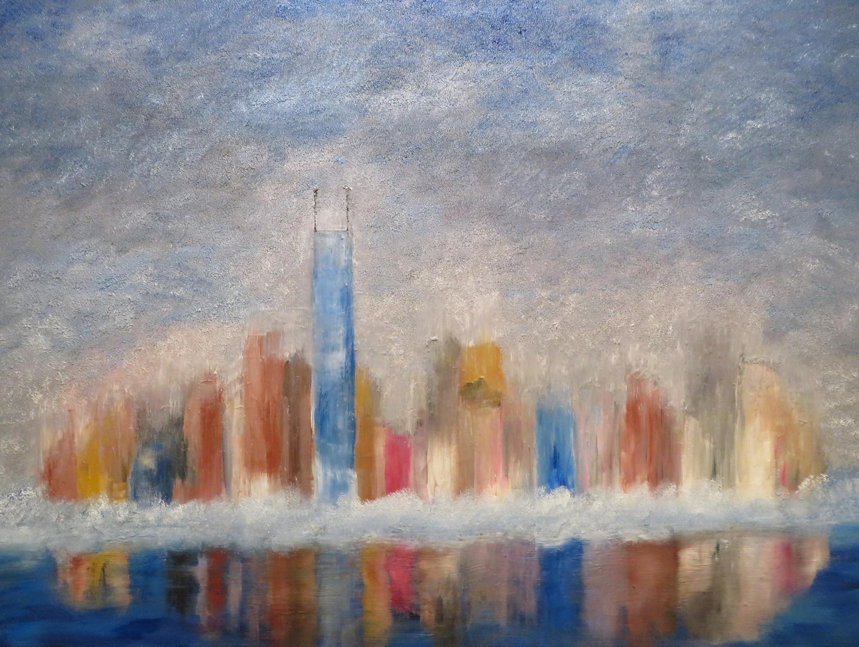 Chicago skyline inpixio yghk7y