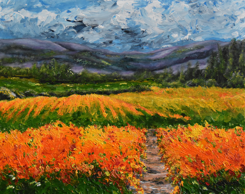 Fall in napa valley olokeu