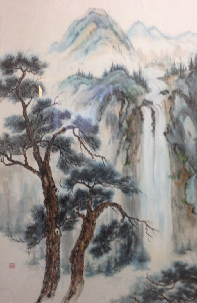 Waterfall b4x7ze