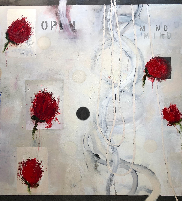 Open mind oil on canvas 66x60 uozdy5