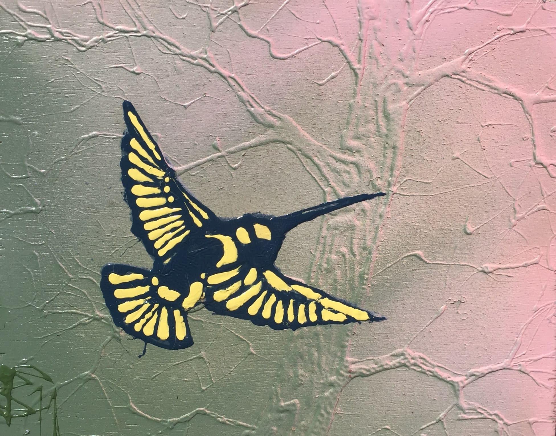 Dynamo hummingbird 11x14  265.00 rqbtzg