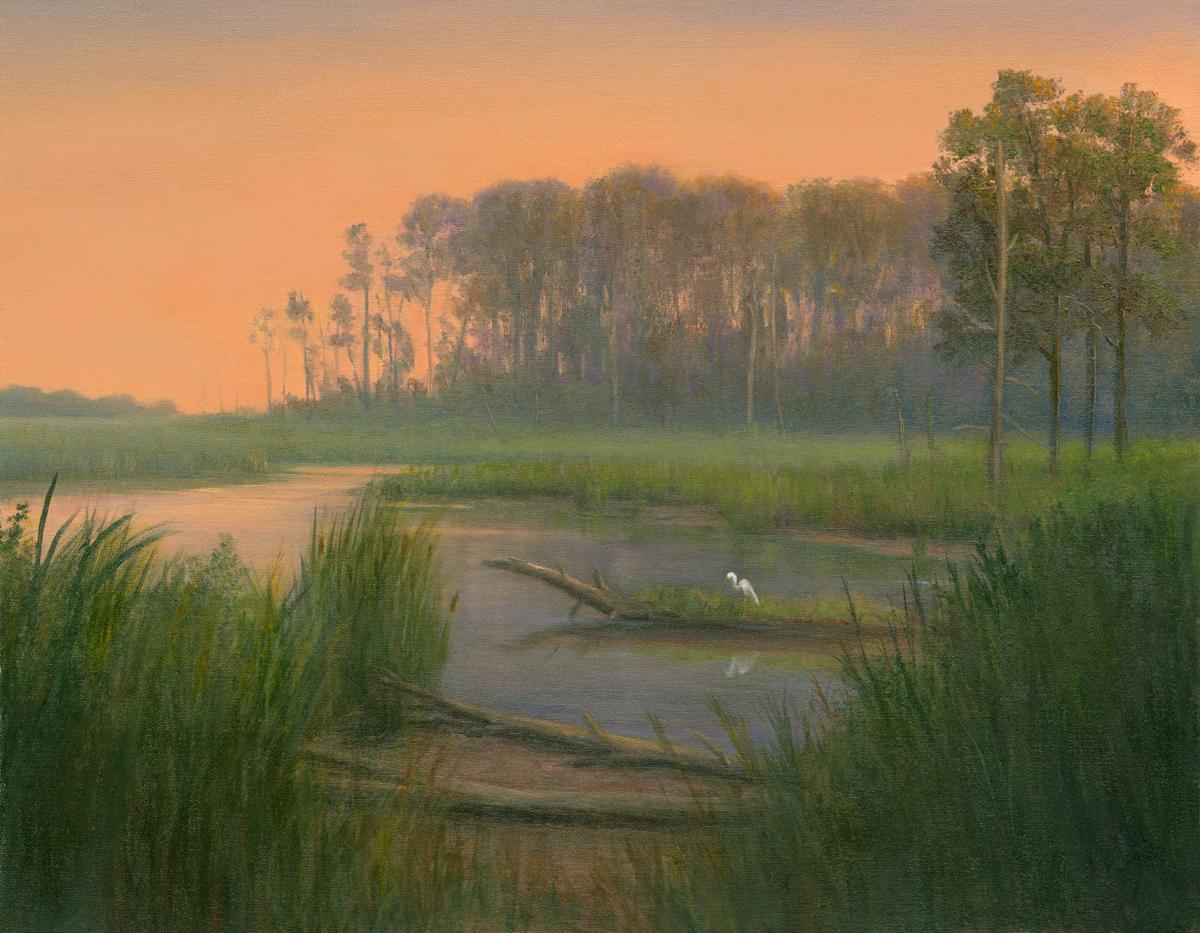 Egret.blackwater14x18 cy2ppw