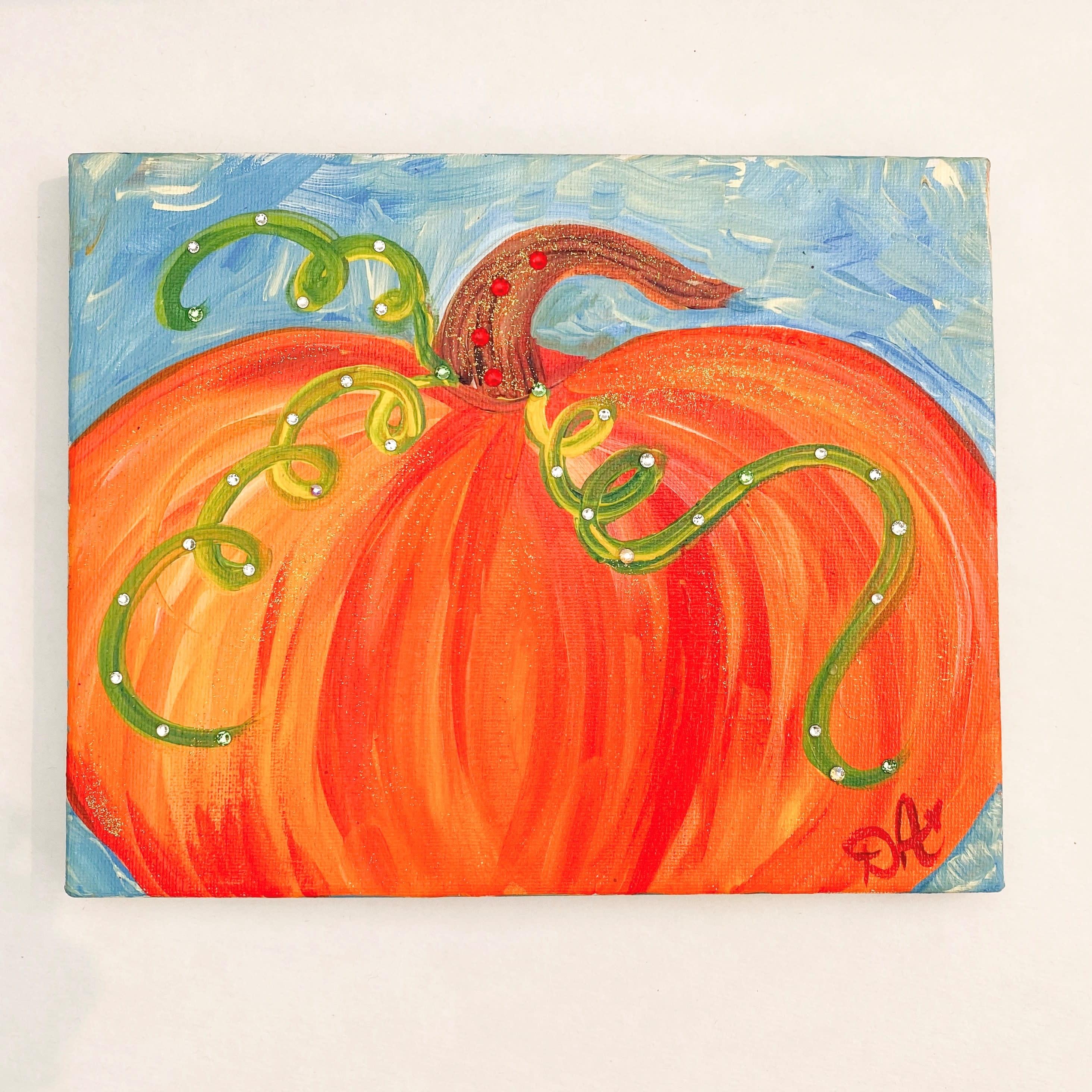 Pleasing pumpkin xtvrqa