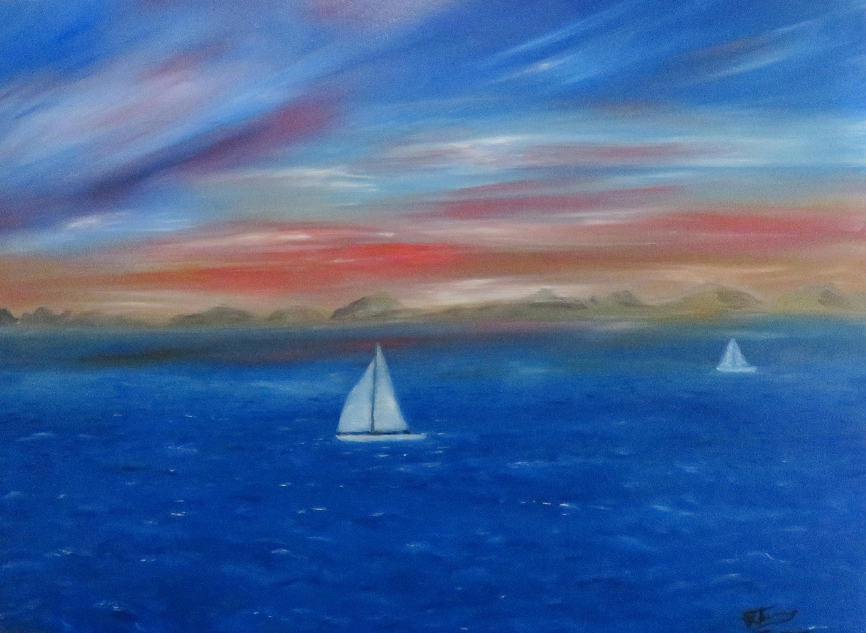 Sailing the coast inpixionew k4zs4v