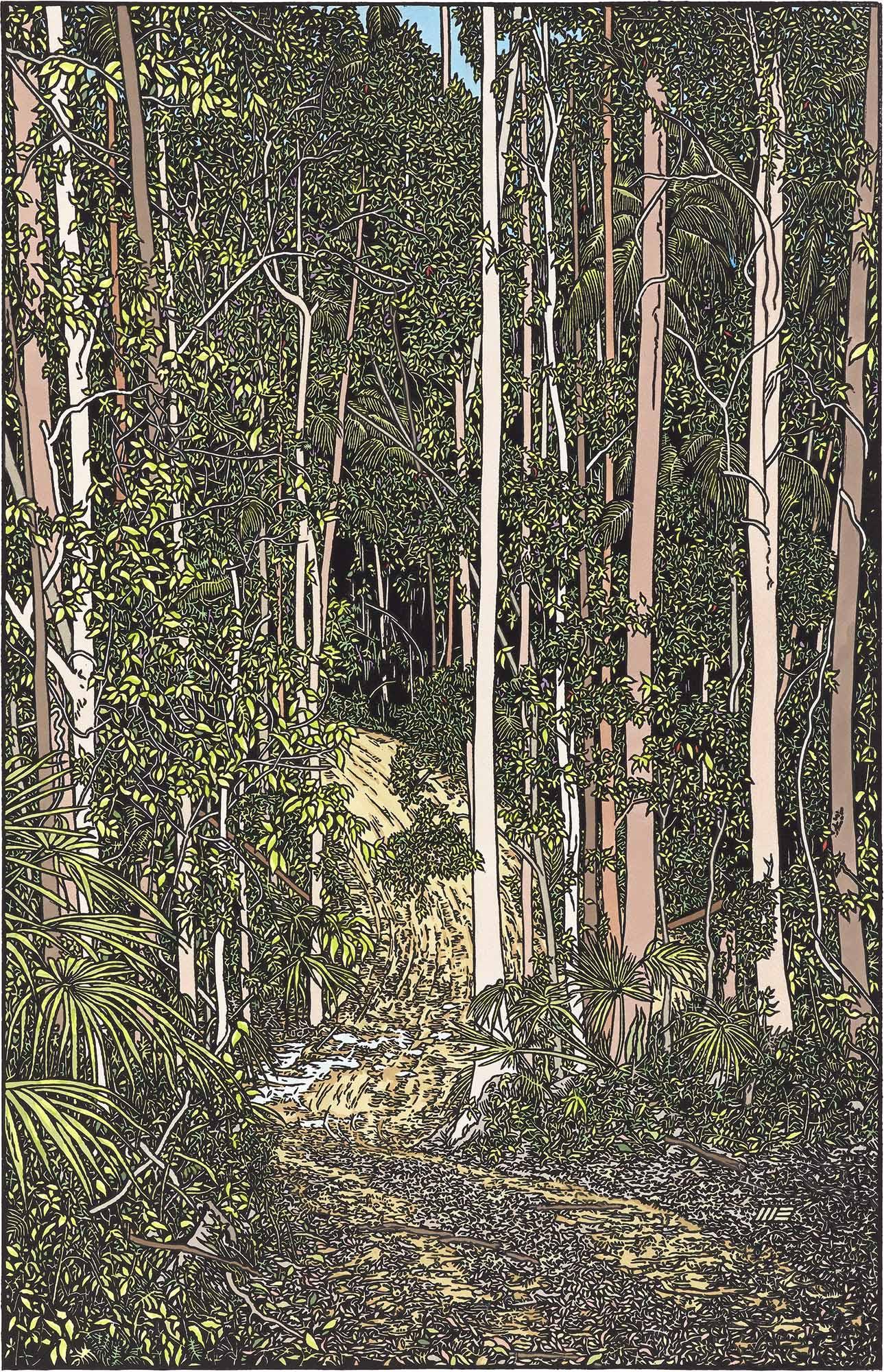 Wayne singleton 023 road through the rainforest at ilkley 2000px j3fub8