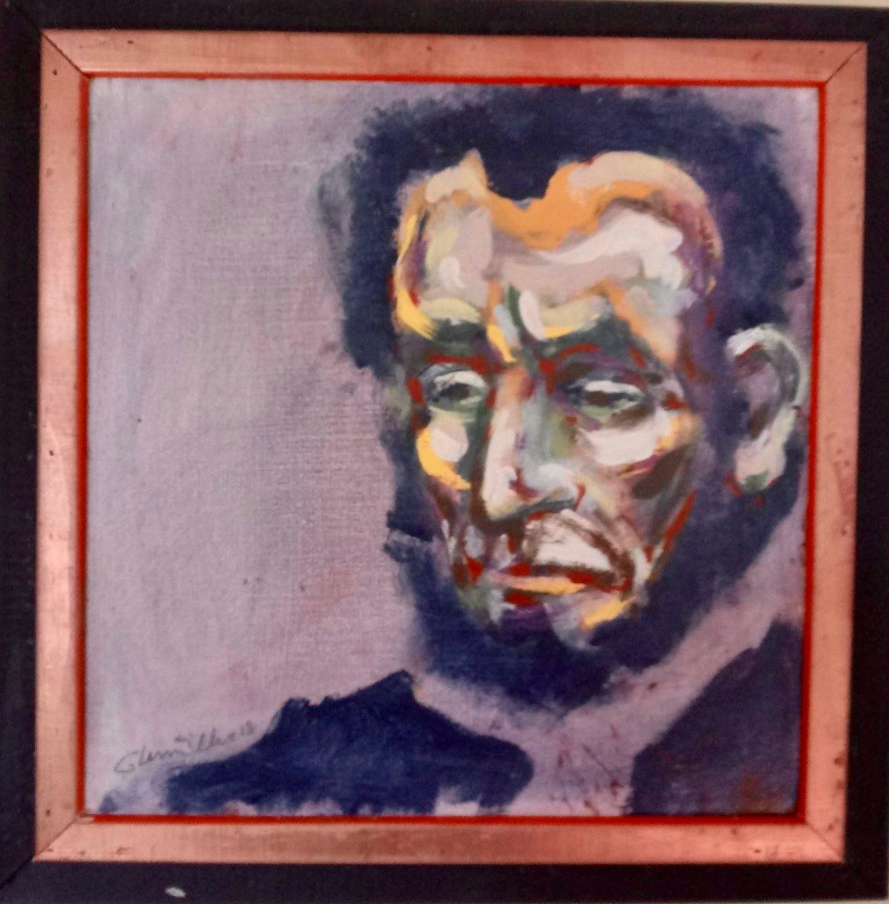 Gmillerlincoln15x15acryliconcanvasyellowhighlight450 khinqk