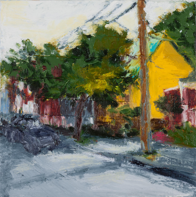 Yellow house on saint augustin original sandra boorne fwbwqu