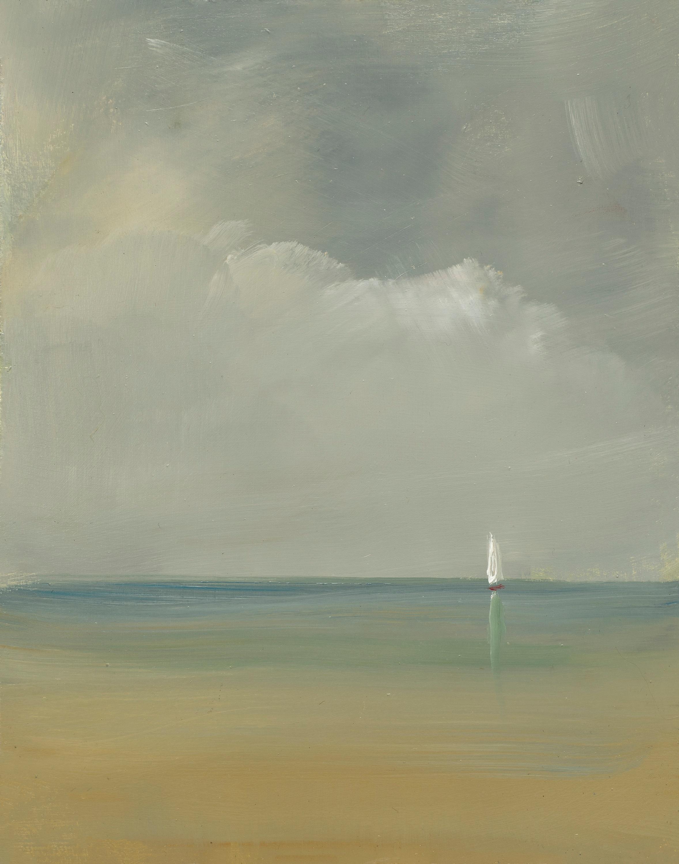 Midsummer sail 14x11 leqbuv