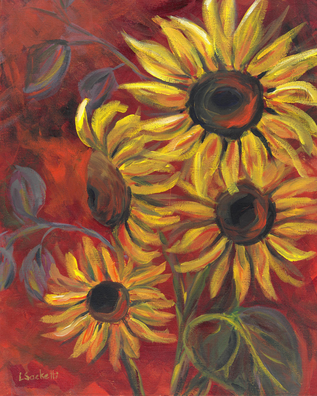 Sunflower 2 blasum