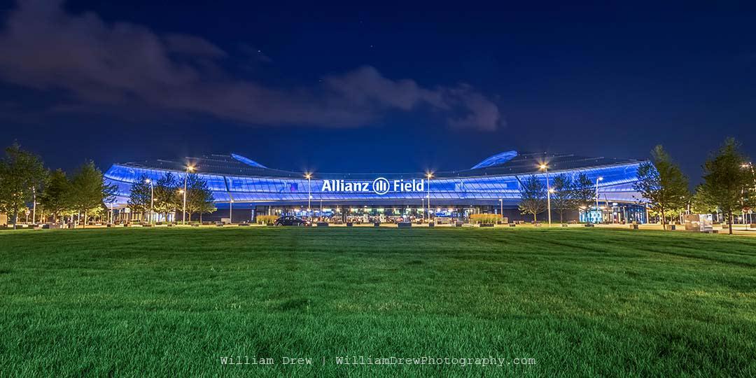 Allianz field saint paul sm urjytn