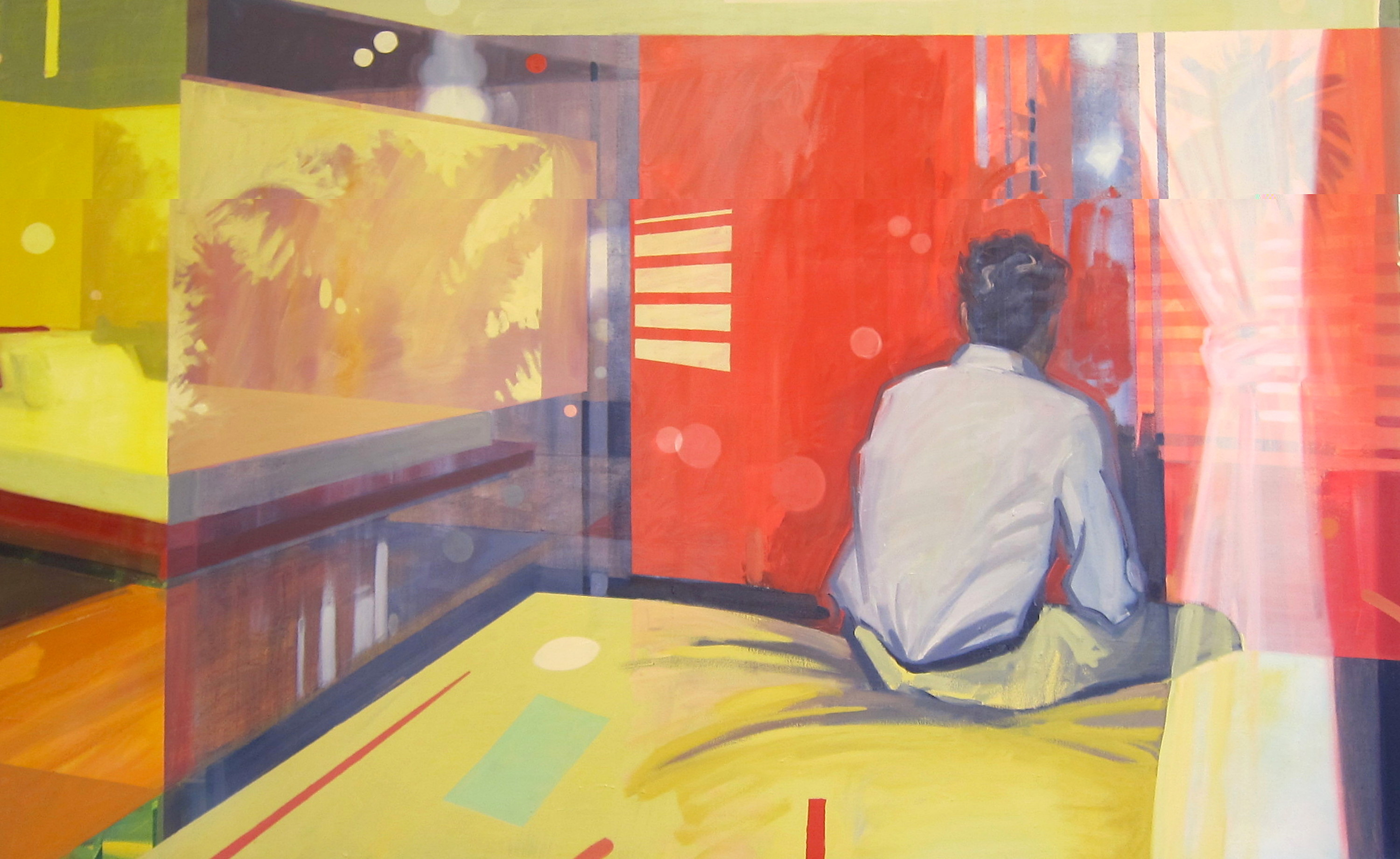 A morning to remember 50x80 oil on canvas h1ckws