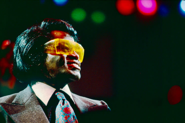 James brown thzng3