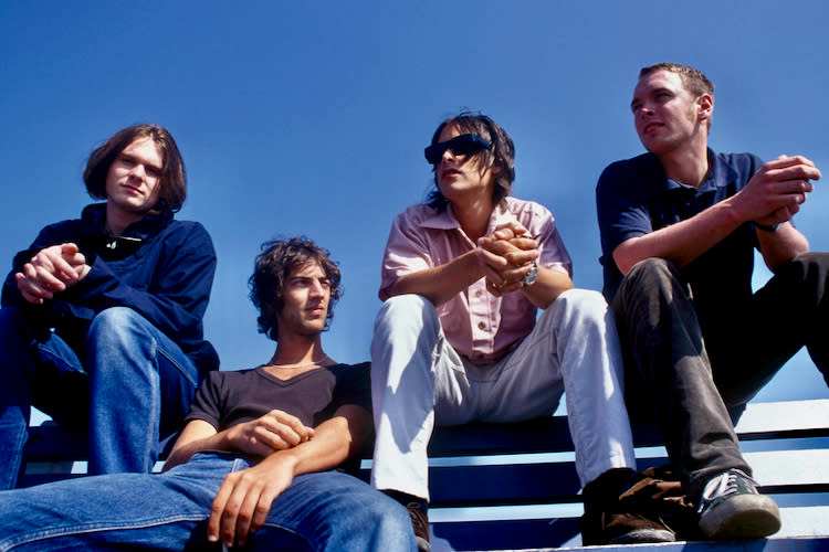 The verve xyf8nd