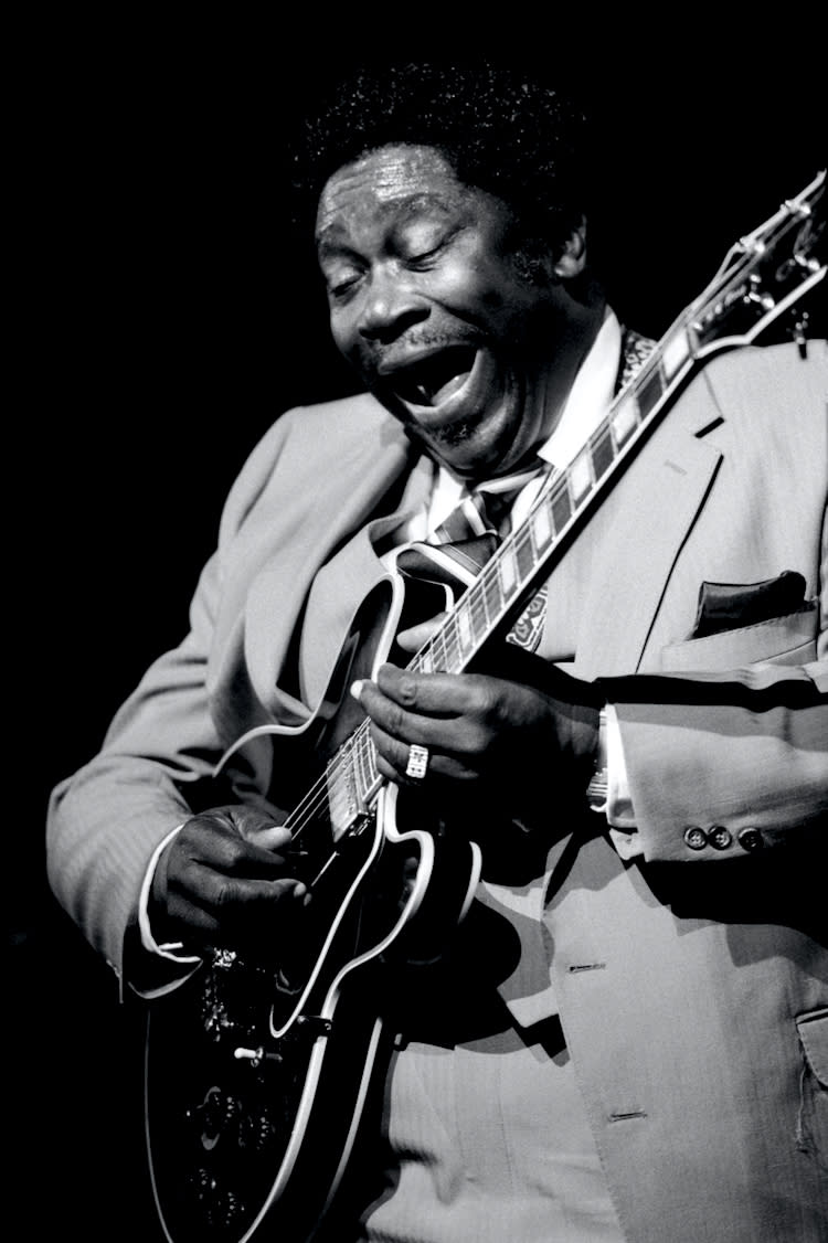 Bb king eom8mm