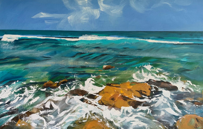 Rocks by the sea e8i4i0