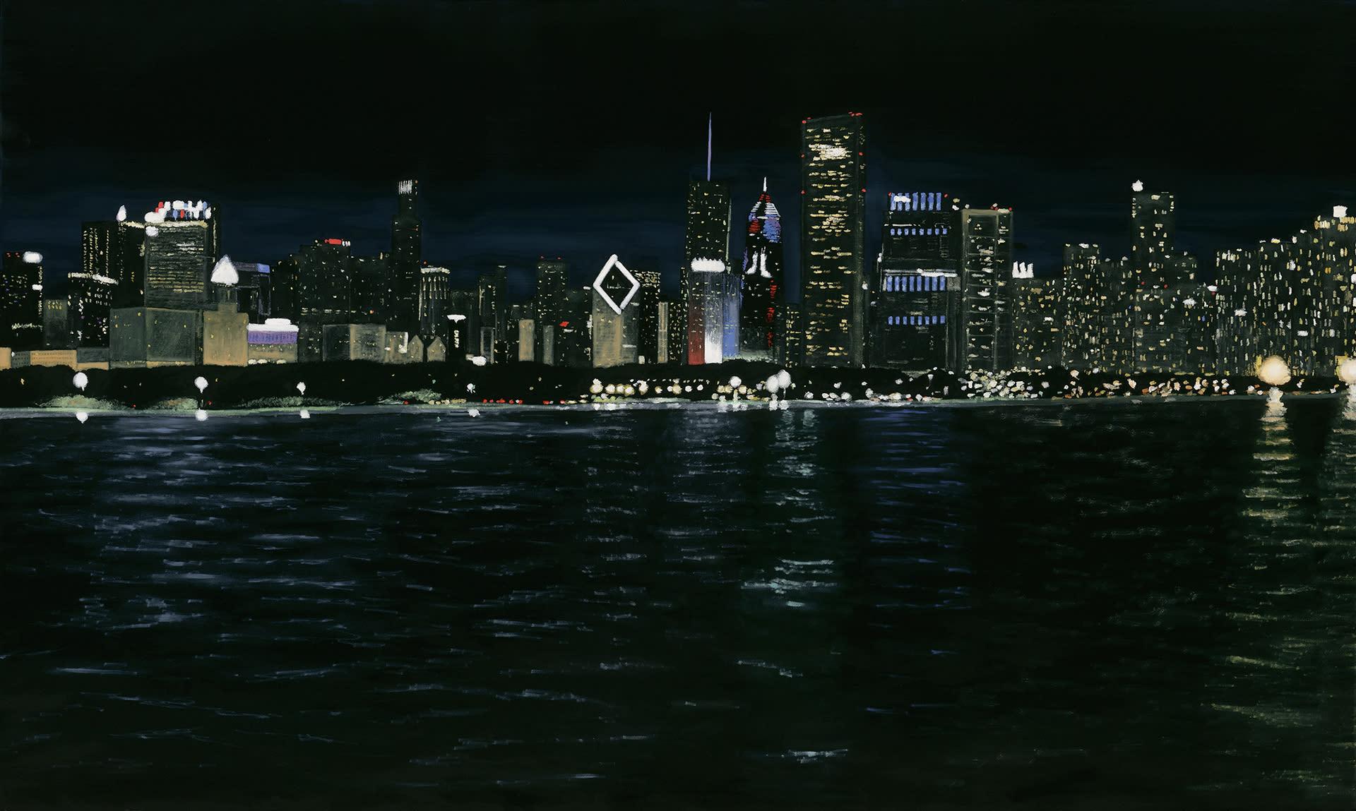 Chicago skyline at night 2020 web g0voby