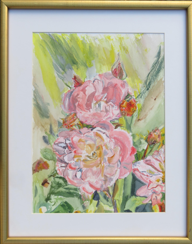 Flaming roses vgumsk