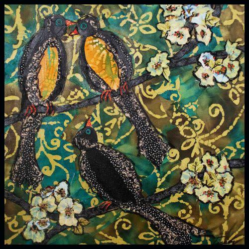 Love birds asf framed gcmsr4
