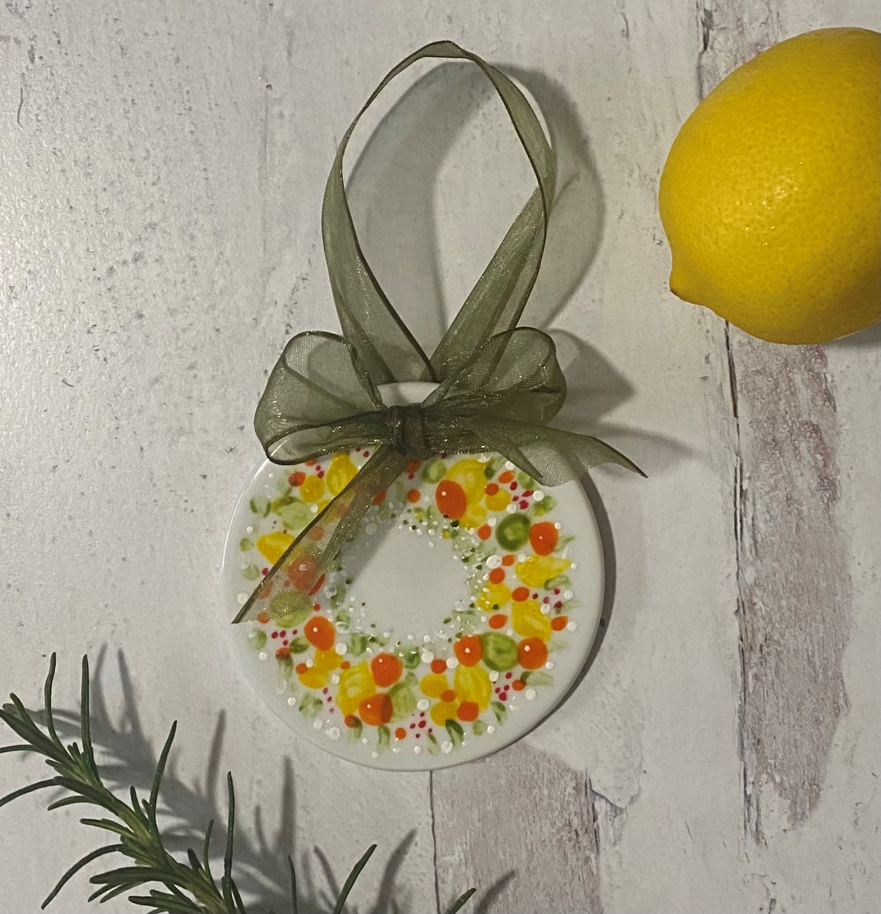 Ornament wreath group 1 4 zv5s6q