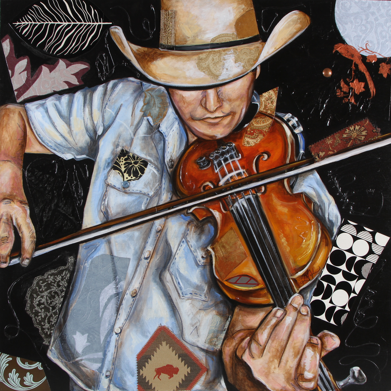 Vaquero de the fiddle twq6hb