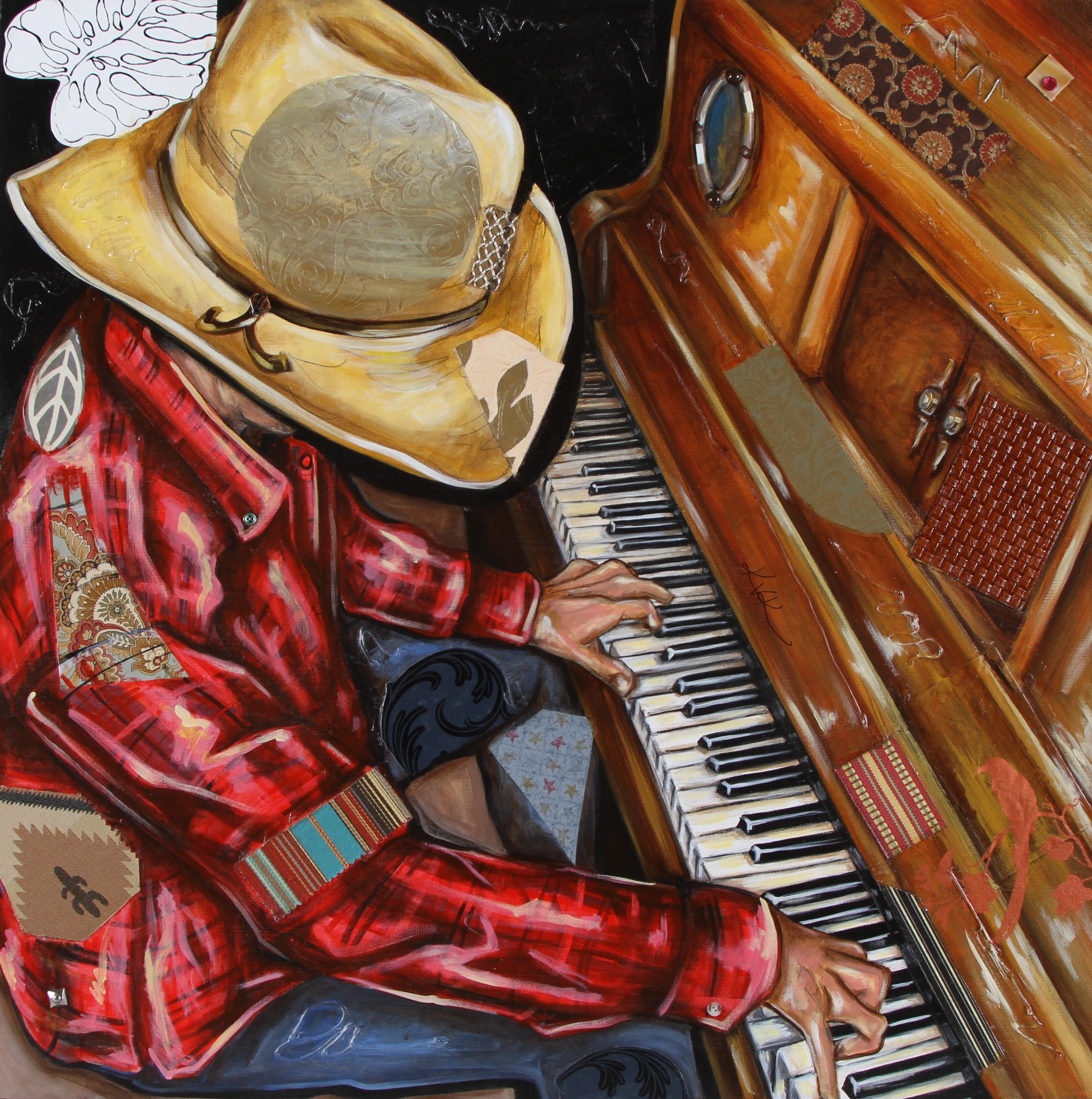 Vaquero de the piano q2pzmp