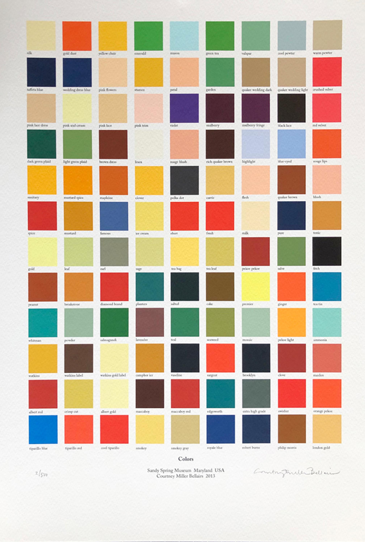 Colors copy faklts