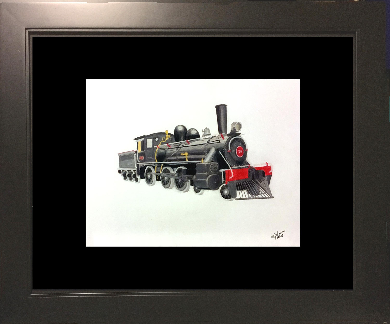 211 locomotive sxlgsj